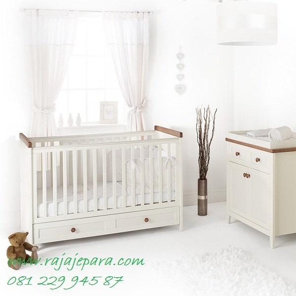Model-Tempat-Tidur-Bayi