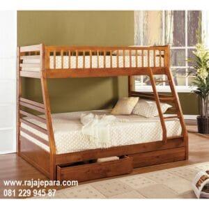 Tempat-Tidur-Tingkat-Klasik