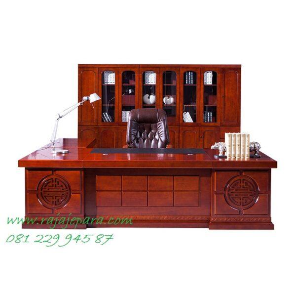 Meja Kantor Dengan Lemari Kerja