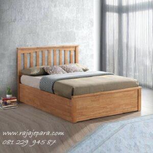 Tempat-Tidur-Minimalis-Dari-Kayu