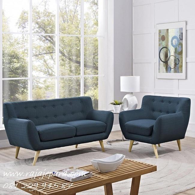 Harga Kursi Tamu Sofa Minimalis Modern Rajajepara Com