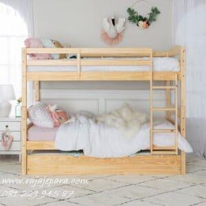 Harga-Tempat-Tidur-Tingkat-Kayu