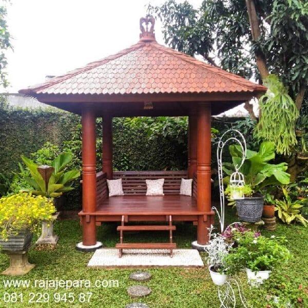 Gazebo-Bali