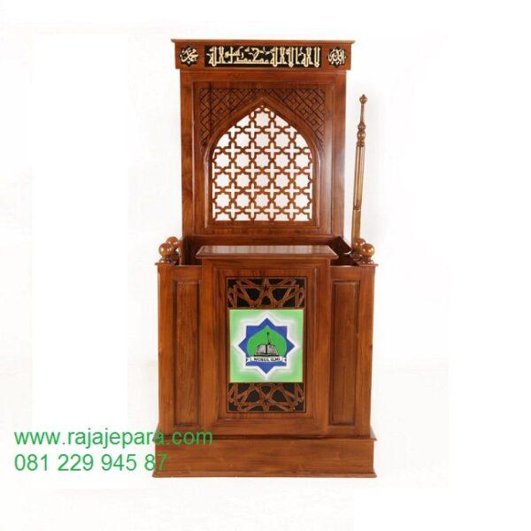 Harga-Mimbar-Masjid-Minimalis 1