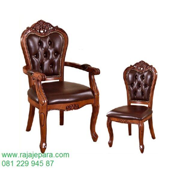 Kursi mimbar masjid minimalis mewah modern dan klasik ukir-ukiran model desain gambar dudukan sofa khutbah kayu jati Jepara harga murah