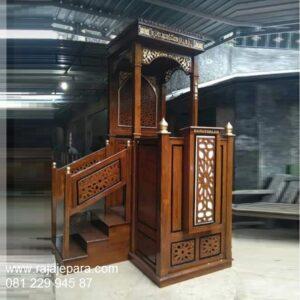 Model-Mimbar-Masjid-Minimalis