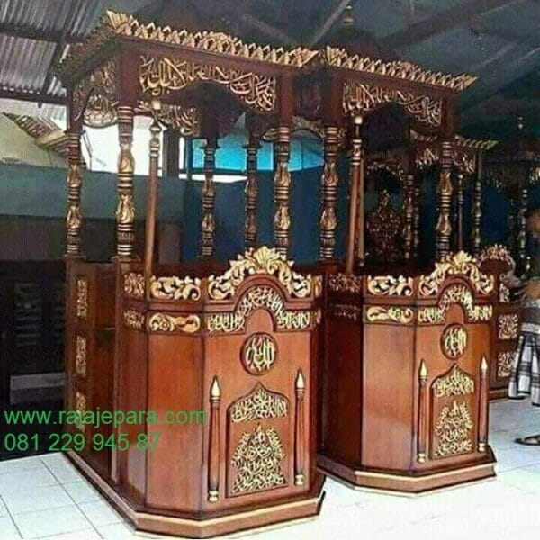 Motif-Mimbar-Masjid