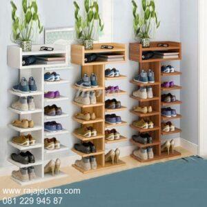 Rak-Sepatu-Dinding