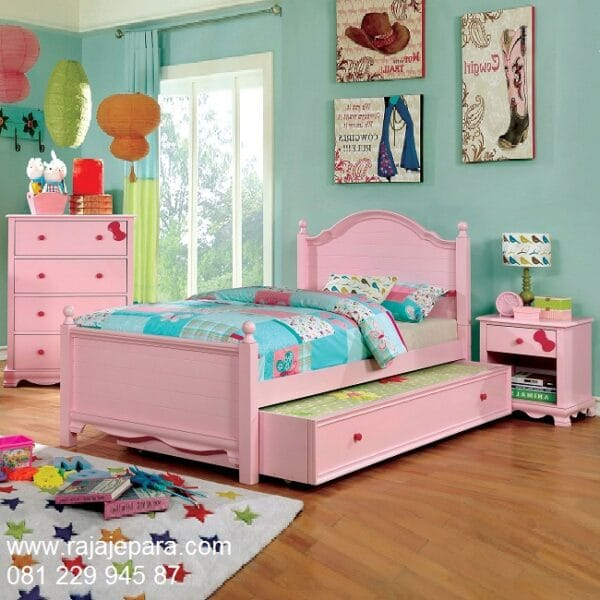 Tempat-Tidur-Sliding-Anak-Perempuan