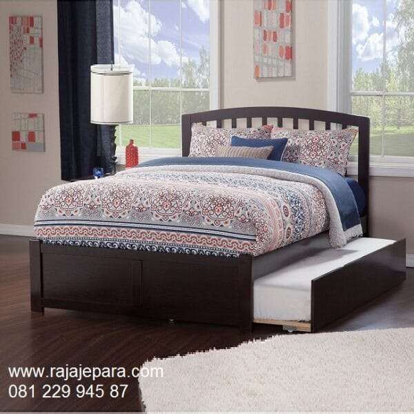 Tempat-Tidur-Sliding-Kayu-Jati